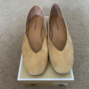 Never Worn Lucky Brand Alba Flats
